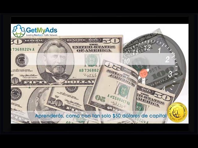 GetMyAds Gagner Dollars et de générer de l'argent à la maison avec votre PC CONCEPT PUISSANT