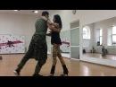 Martin Perez и Елена Соломатина МК в Jam Studio Penza 28 05 17 по Kizzflow и Urban Tarraxa