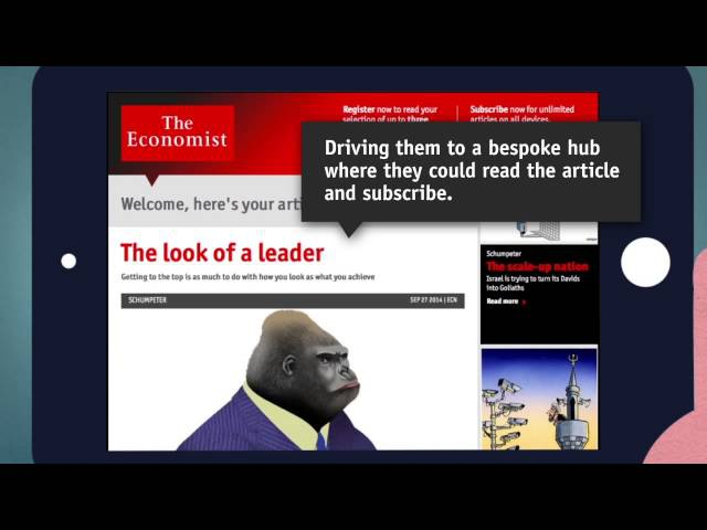 The Economist - Getting Smart With Real-Time Data