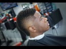 How to do a Burst Fade | USHER hairstyle tutorial