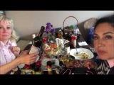 Татьяна Африкантова в Перископе 30.05.2017. Ужин при свечах (часть 3)..скидываемся на д...