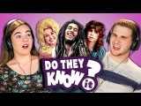 DO TEENS KNOW 70s MUSIC (REACT Do They Know It)