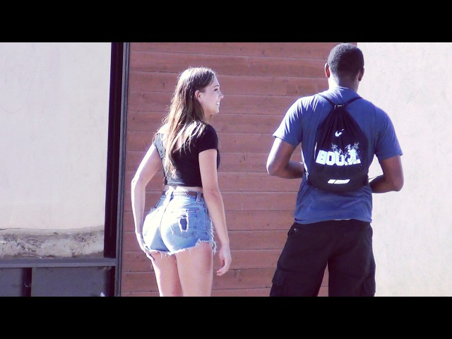 ASKING GUYS FOR SEX (SOCIAL EXPERIMENT)
