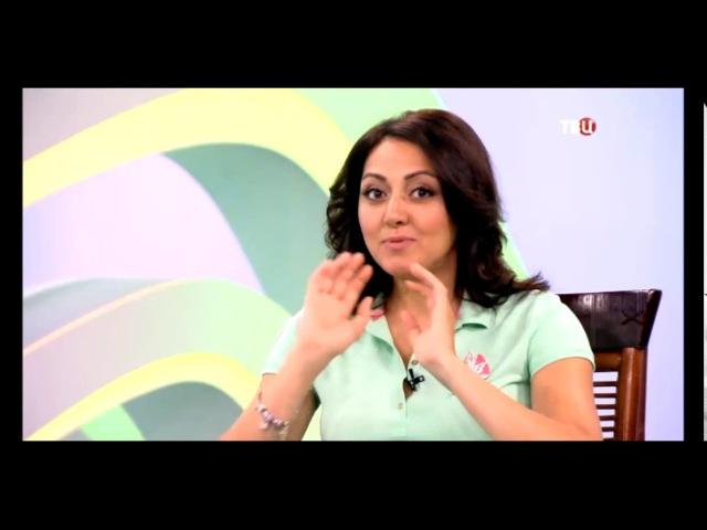 Как пение избавляет от храпа - Жанна Серопян в программе Настроение на ТВЦ