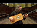 Fandango Santiago de Murcia-Stefano Maiorana Baroque Guitar