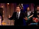 "ICarly Meets Jimmy Fallon! ""iCarly"" Dan Schneider"