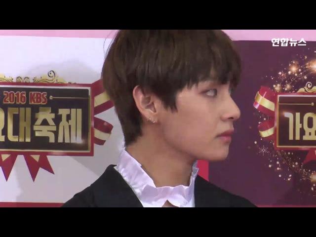 [ENG] EXO·BTS·SEVENTEEN KBS Song Festival Photo Time (엑소, 방탄소년단, 세븐틴) [통통영상]