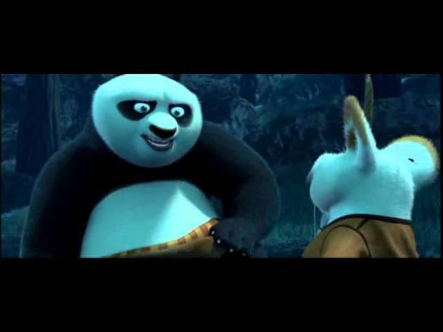 Shifu and Po