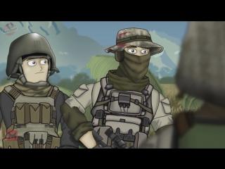 Друзья по Battlefield - БПЛА (10 серия) [6 сезон]