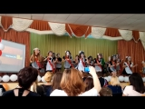 Танец на последний звонок для учителей