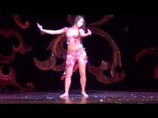 Drum solo-Yulianna Voronina 2013- belly dancer from Ukraine 4666