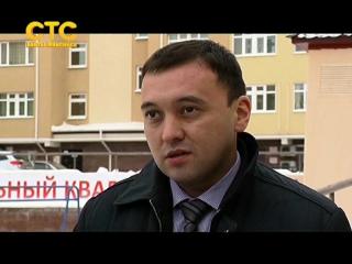 Руслан Речапов о нарушении закона в доме по улице Энгельса, 3