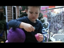 Мои маленькие Пони МЛП огромное яйцо с сюрпризом открываем игрушки MLP oeuf avec une surprise