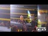 Лана использует финишер Русева на домашнем шоу NXT