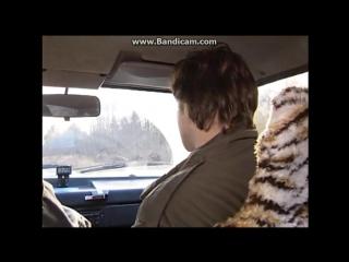 Бандитский Петербург.Барон,серия 5 Car Chase Scene