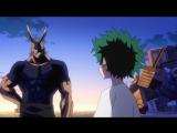 [AniDub] Моя геройская академия 3 серия / Boku no Hero Academia