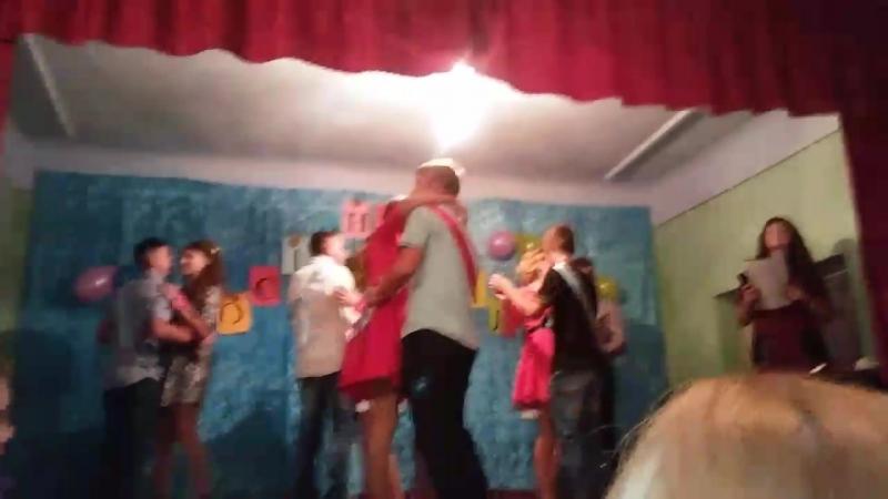 Танець Короля та Королеви балу