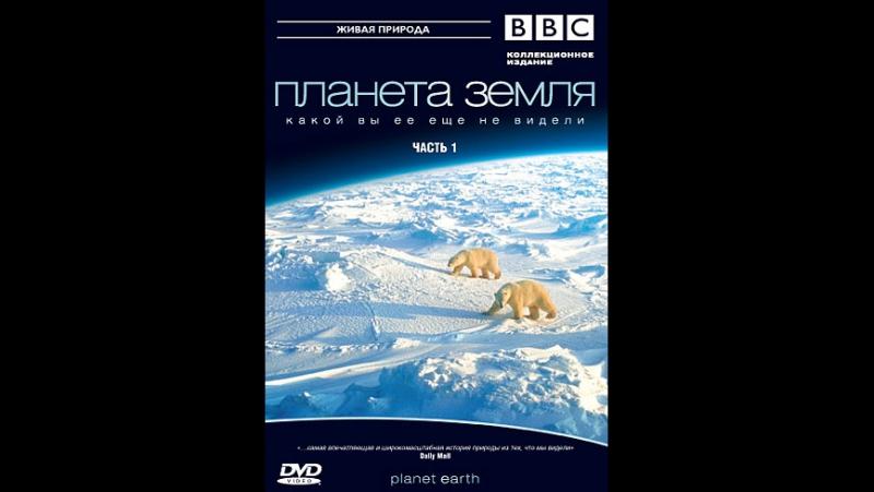 BBC: Планета Земля / Planet Earth (2006) Эпизод 1: От полюса до полюса