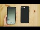 Чудовий чохол Spigen Liquid Air for iPhone 7 and 7 Plus заходьнаяблуко