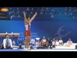 ЧМ 2011. Индивидуальное многоборье. Кодзи Ямамуро - вольные упражнения