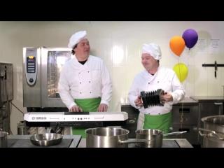 Николай Бандурин и Олег Михайлов для Performance Food