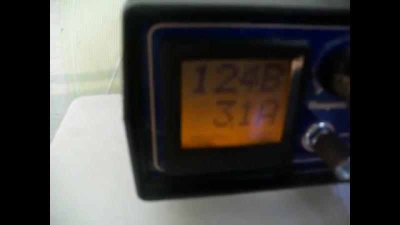 Самозапитка нагрузка 50W 12V и 20w 220V