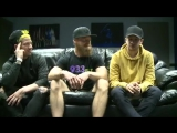 Interview with Scotty Davis and Twenty One Pilots (by.Shuvaev)