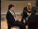 Karl Leister (clarinet) Weber quintet last movement