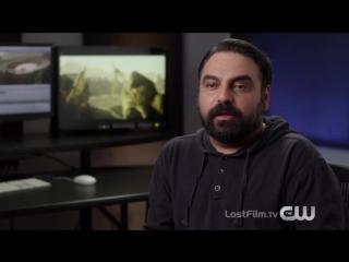 Флэш (The Flash) - Озвученная фичуретка к 3 сезону: Нападение на Горилла-Сити.