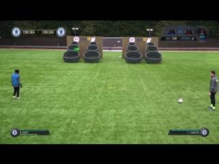Испытание из FIFA 17 в реальной жизни