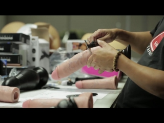Sex Toys Stoned Mode - как делают фаллоимитаторы