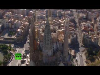 3D-модель храма Святого Семейства в Барселоне
