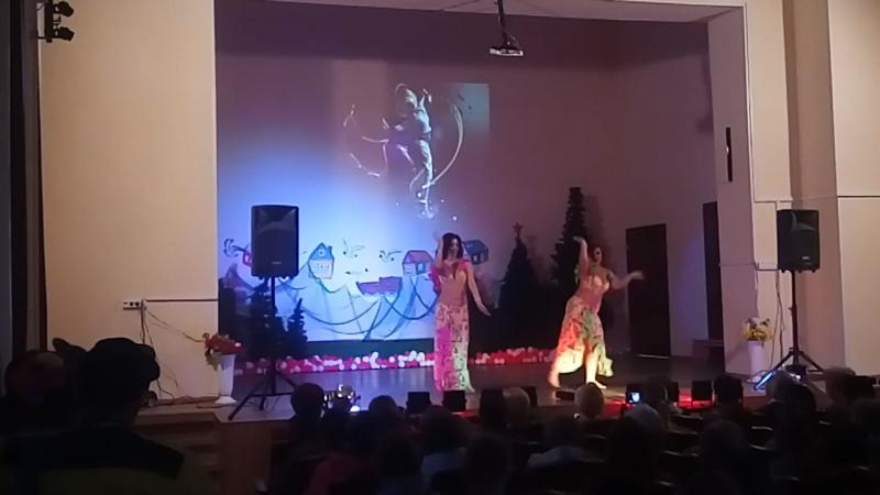 Студия Восточных танцев Амира_г. Оленегорск