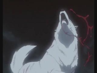 Волчий дождь - зов крови