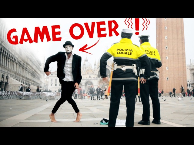 Parov Stelar - Libella Swing (GAME OVER) - ft. NEILAND