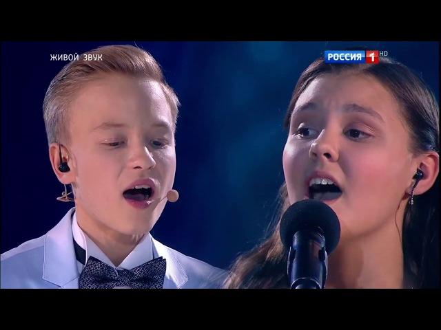 Эхо любви Анны Герман в исполнении Даши Шавриной и Максима Власова До слз