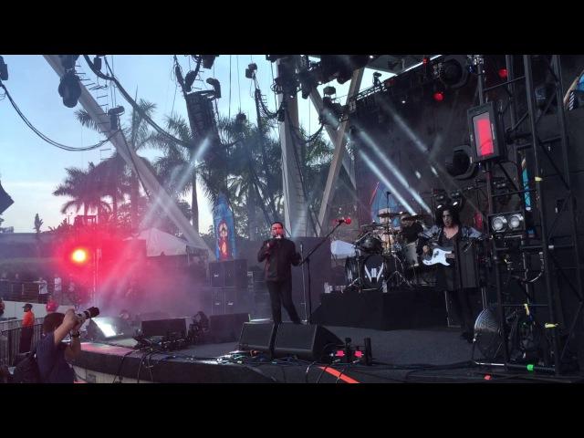Marilyn Manson - Deep Six in Miami 07/22/15