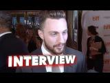 Nocturnal Animals Aaron Taylor Johnson Exclusive Interview TIFF Premiere (2016)