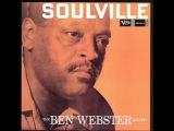 Ben Webster - Soulville ( Full Album )