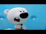Мимимишки - Новые серии - Портрет Белой Тучки - Мультики для детей