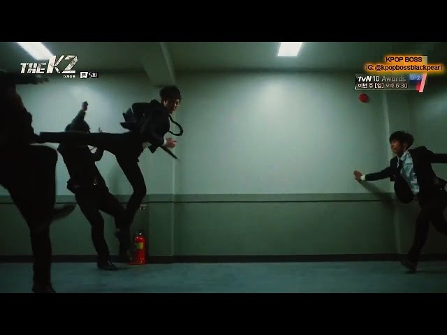 THE K2- JI CHANG WOOK FIGHT SCENE COMPILATION. [Ep. 5-16]