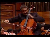 EDWARD ELGAR Salut d'Amour .Cello William Molina Cestari.Cond Eduardo Marturet. TCYSOV