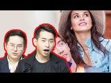 Реакция корейцев на клип Сати Казанова feat. Arsenium - До рассвета