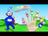 Teletubbies Finger Family | 3D Animation | Little Rhymes Official