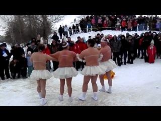Копия видео Зимние забавы в Угличе 2013г