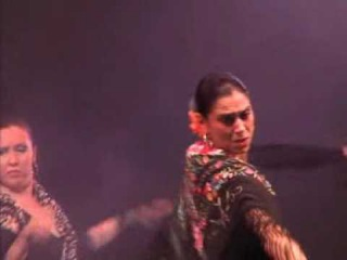 Flamenco Dance alegrias