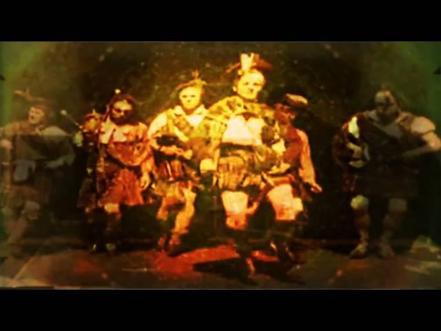 King Satan - Enter Black Fire (Music video)