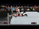 Just an Average WWE 2K17 Match