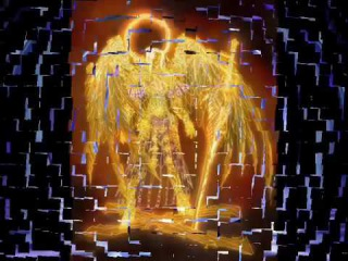 Рейки, Настройка на Защитное Пламя Архангела Михаила