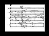 Giacinto Scelsi - Tre Canti Sacri (w score) (for mixed choir) (1958)